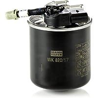 MANN-FILTER WK 820/17 Original Filtro de Combustible, Para automóviles y vehículos de utilidad