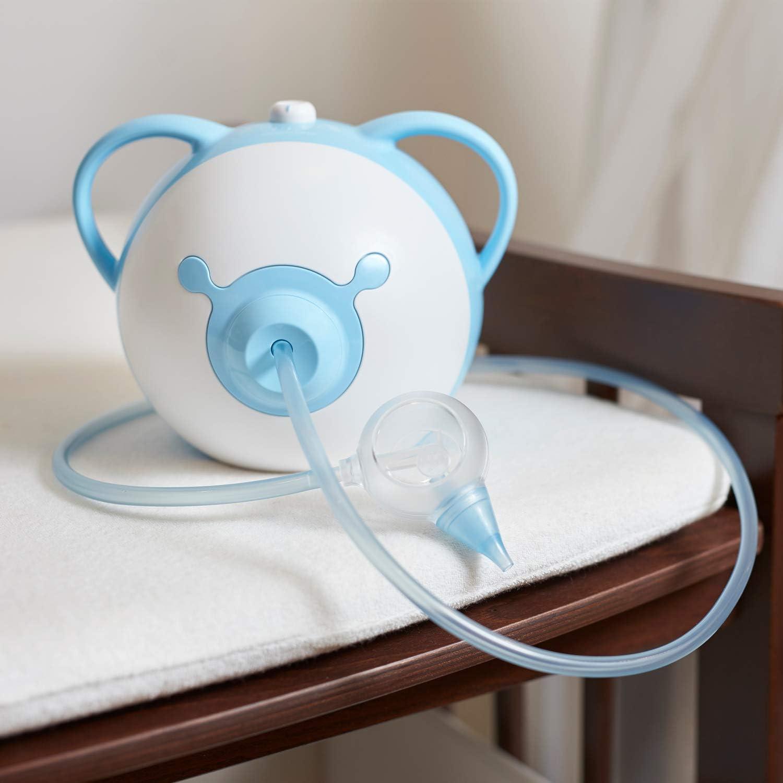Nosiboo Laspirateur nasal adapt/é aux enfants
