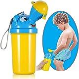 Vaso Urinario Portátil Para Pipí Bebé Infantil de Emergencia para Niños para Viajes en el Coche Anti-olor, Baño en Botella Higiénico WC