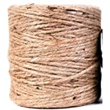 Koch Industries 5480303 Jute 3 Ply Light Twine, 200-Feet, Natural