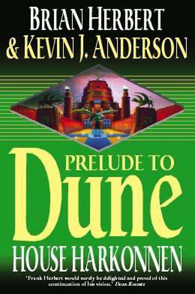 House Harkonnen (Prelude to Dune) ebook