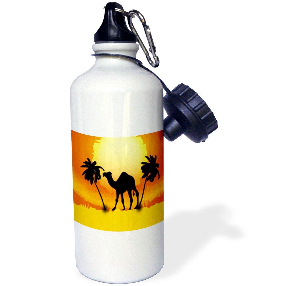3D Rose wb/_240277/_2 Flip Straw Water Bottle 21 oz