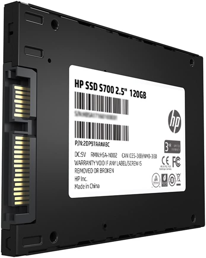 Solid State Drive 2DP98AA#ABC TNC Genuine S700 120GB 25 SATA III Internal SSD