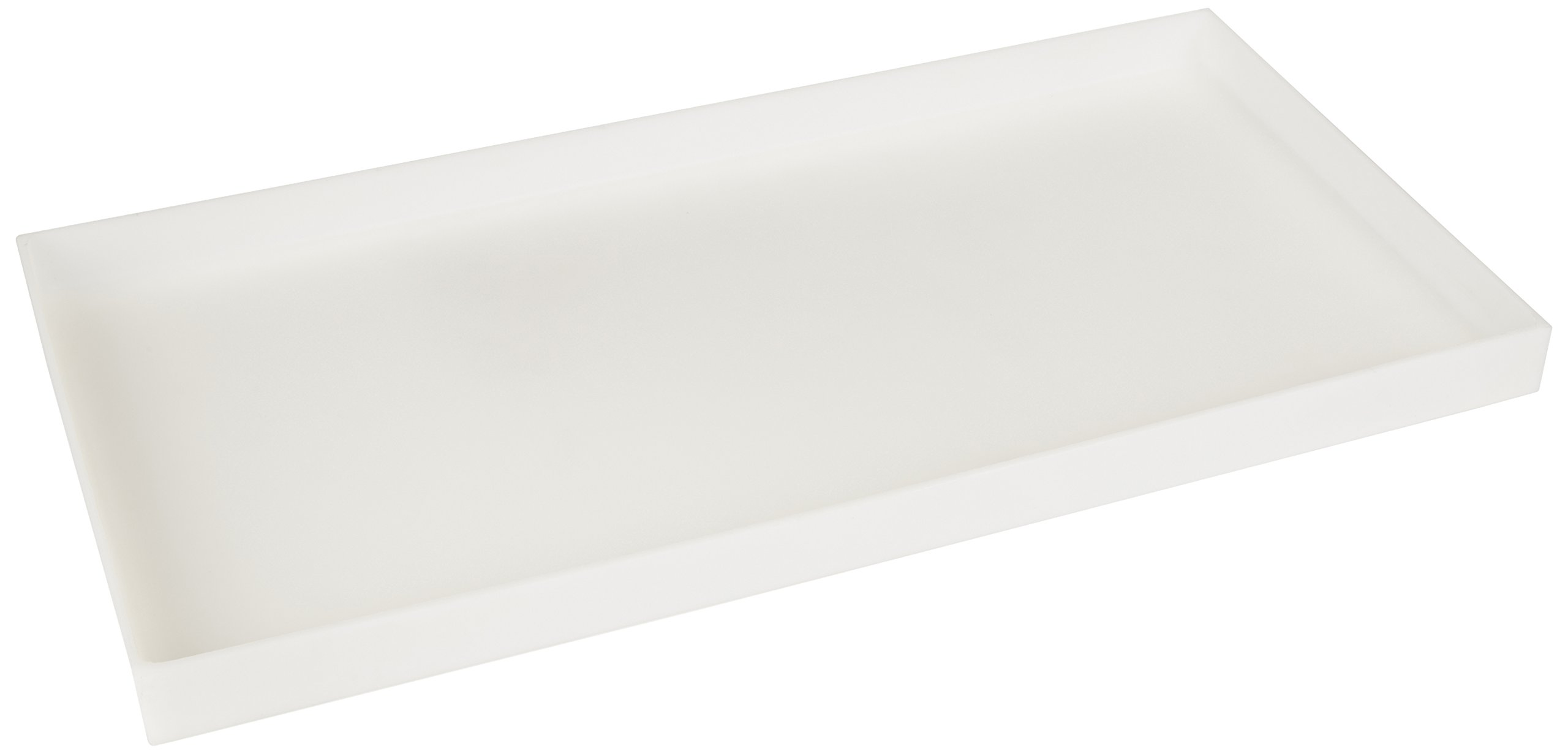 Scientific Plastics T523418-201 Spill Containment Tray, 2'' Side Wall, 18'' W x 34'' L