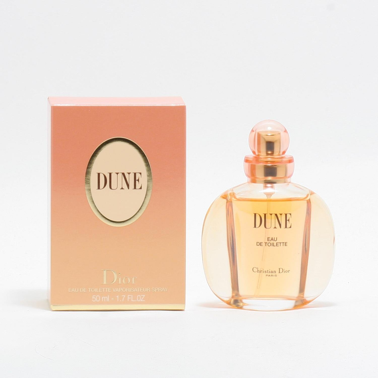 Dune Perfume By Christiãn Diõr Eau De Toilette Spray For Women 1.7 OZ.