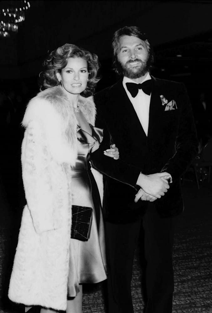 Raquel Welch and Ron Talsky at The Israel Bond Benefit Photo ...