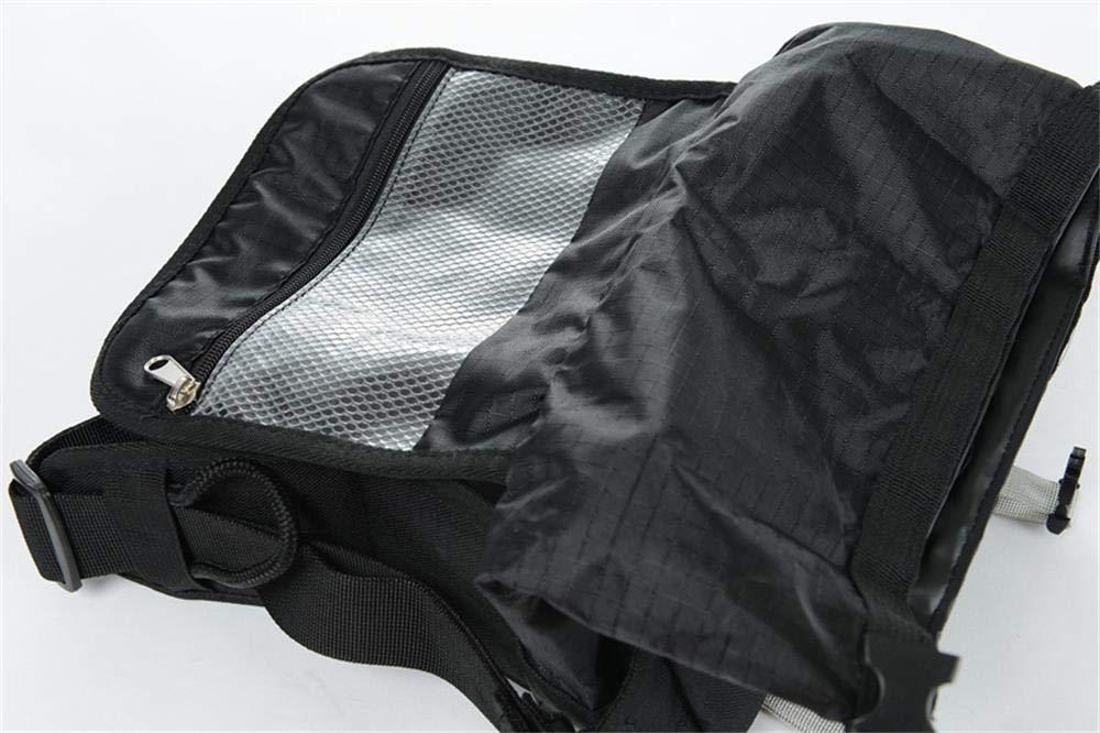 Motorrad Draussen Sport Reiten Seite Bauchtasche Beinbeutel Tasches Wasserdicht Rucksack 3 colors