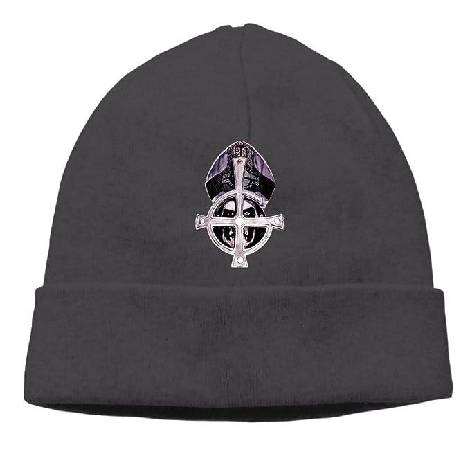 Ghost B C Swedish Band Head Covering Skull Beanies Hat  Amazon.ca ... 0a3ef6940