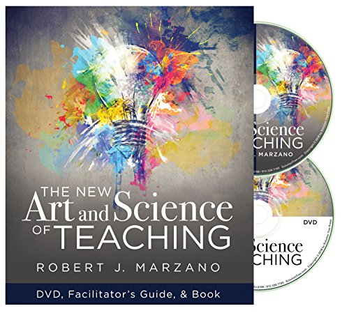 The New Art and Science of Teaching (DVD/CD/Facilitator's Guide/Book): A Video Workshop Bundle Demonstrating 18 Instructional Strategies for Student ... New Art and Science of Teaching Book Series)