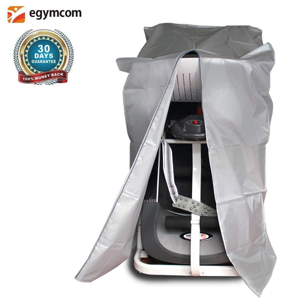 egymcom Treadmill Cover, Sports Running Machine Protective Folding Cover Dustproof Waterproof Indoor/Outdoor Cover(Silver Color) by egymcom (Image #8)