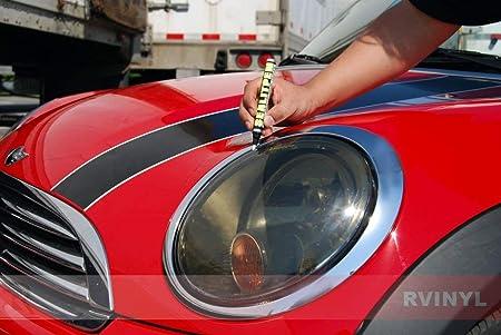 Application Kit Rvinyl Rtint Headlight Tint Covers for Hyundai Sonata 2006-2010