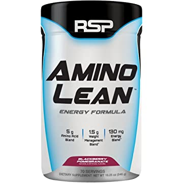best RSP AminoLean - All-in-One Pre Workout reviews