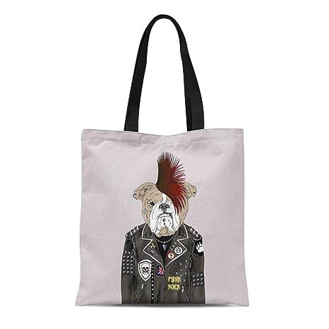 Amazon.com: Semtomn Bolsa de lona de algodón, bolsa de ...