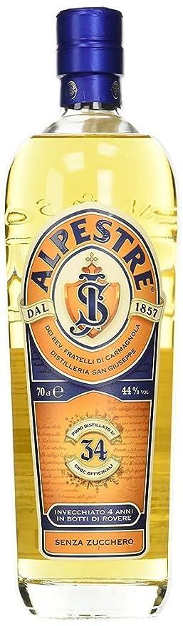 5 opinioni per Alpestre- Liquore di 34 erbe, 70 cl, 44% vol.