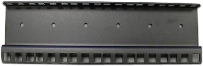 8u Heavy Duty Flight Case Rack Strip Fittings x2