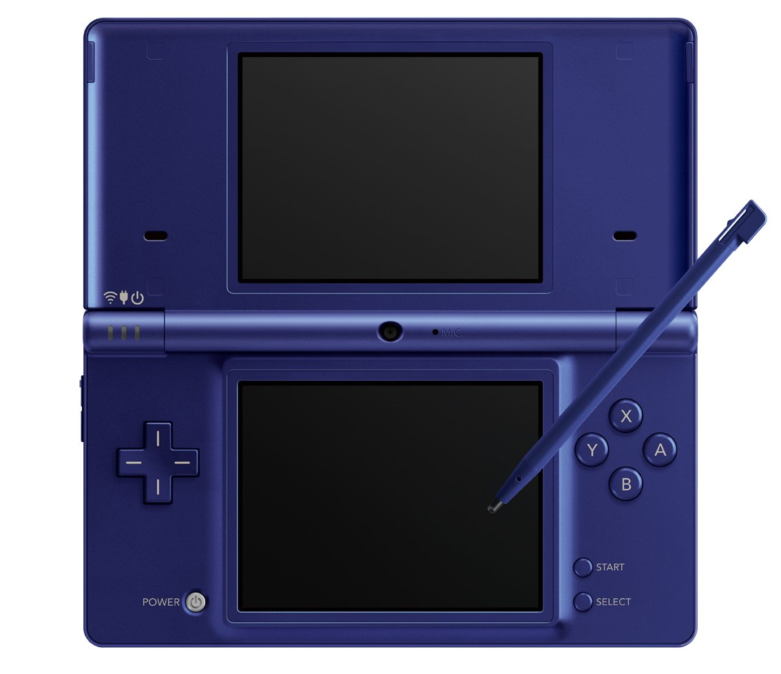 Nintendo DSi Metallic Blue Japanese version by Nintendo