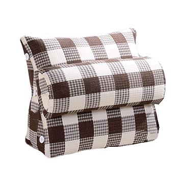 Amazon.com: Zeng - Almohadas y cojines de lino de lang ...