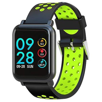 Amazon.com: QUARKJK 3G Smart Watch Phone WiFi GPS Smartwatch ...