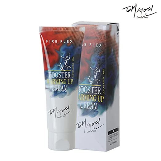 Amazon.com: [daeseyeon fireflex] Booster calentar crema 3.4 ...