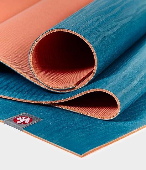 Manduka Alfombra de Yoga EKO Lite 4 mm (BondiBlue): Amazon ...