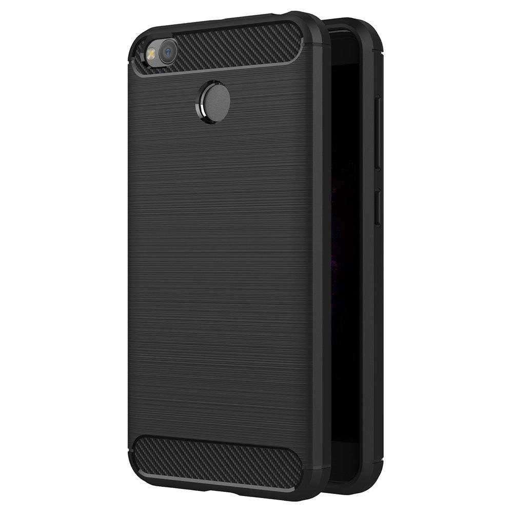 Xiaomi Redmi 4x Smartphone 32gb 5 Schwarz Elektronik Note Ram 3gb Hlle Aicek Silikon Handyhlle Fr Schutzhlle Karbon Optik Soft