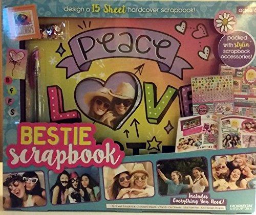 Bestie Scrapbook Kit