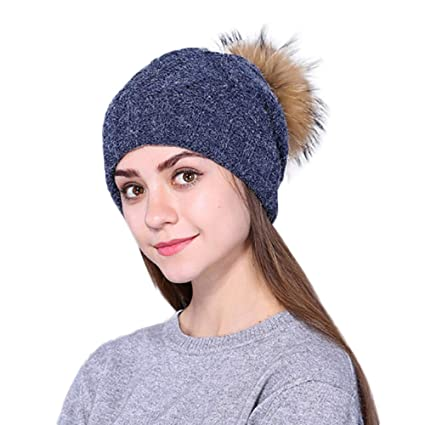 788a024e83e Amazon.com   Annhoo New Men Women Winter Hats