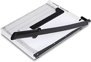 Coocheer Carbon Steel Base Guillotine Paper Cutter
