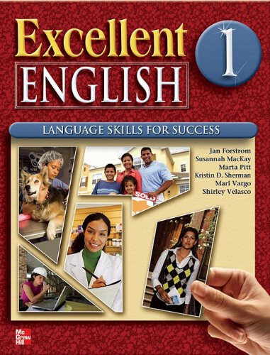 Excellent English 1 Student Power Pack: SB w/Audio Highlights, Workbook + Interactive CD-ROM