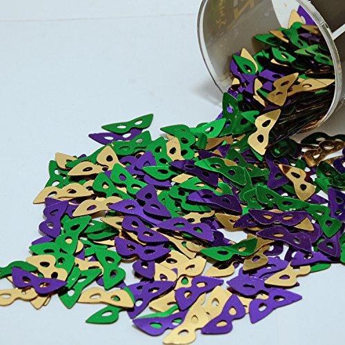 Confetti Mask - Harlequin Masquerade Mix - Retail Pack #8325 - Free - Mask Confetti