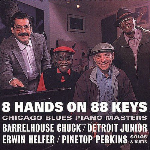 8 Hands On 88 Keys Masters Piano Chicago A New item surprise price is realized Blues