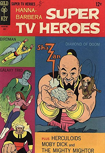 Hanna-Barbera Super TV Heroes (1968 series) #2