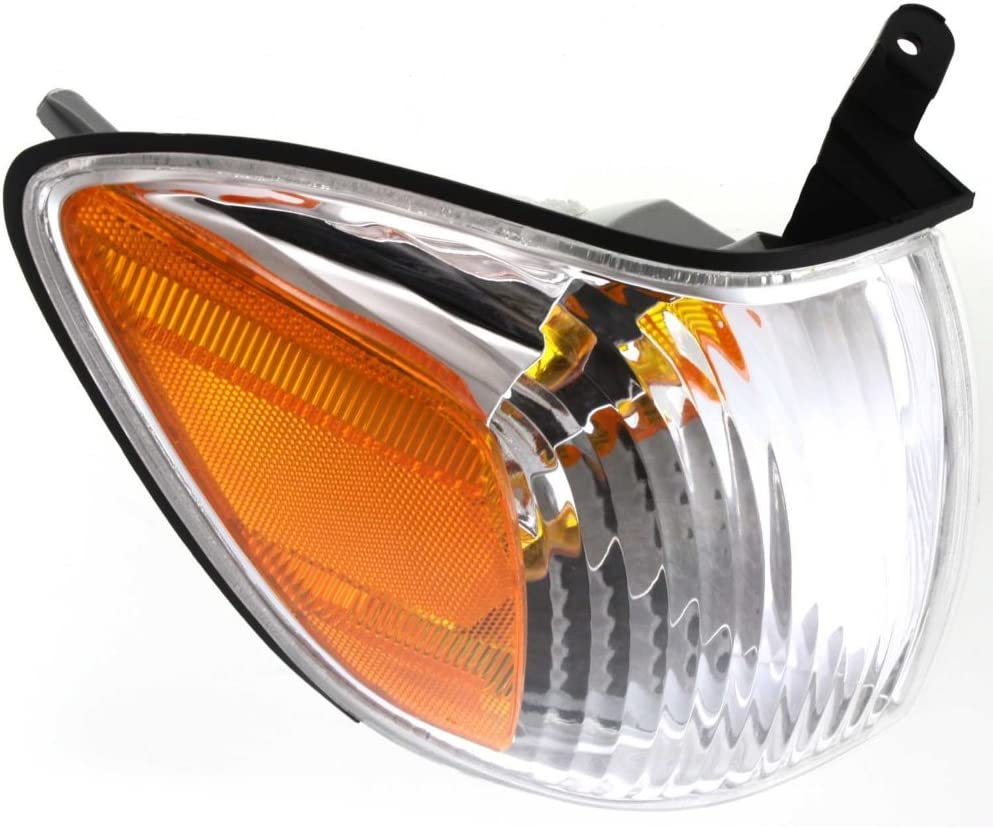 Turn Signal Light Compatible with Toyota Tundra 05-06 Sequoia 05-07 RH Assembly Double Cab