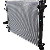 Evan-Fischer EVA27672032075 Radiator for CHRYSLER 300 05-08 Std Duty cooling