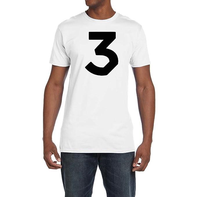 Oportunidad El Rapero 3 Logo T Shirt ácido Hip Hop Rap libro para ...