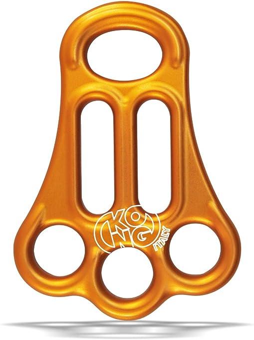 Desconocido Kong - Placa de Seguridad Completa, Naranja