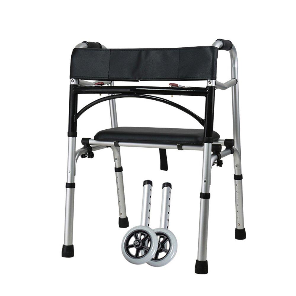ふるさと納税 シュウクラブ@ : 老人ウォーキング4脚を助ける移動性障害のブースター助手席のシートベルトフレームの車輪を歩く助手席 (色 B07K14ZGZ5 (色 : D) D B07K14ZGZ5, laqua:b2732422 --- arianechie.dominiotemporario.com