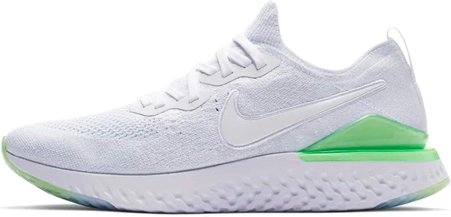 Amazon.com | Nike Epic React Flyknit 2 Mens Bq8928-100 Size 14 | ShoesAmazon.com