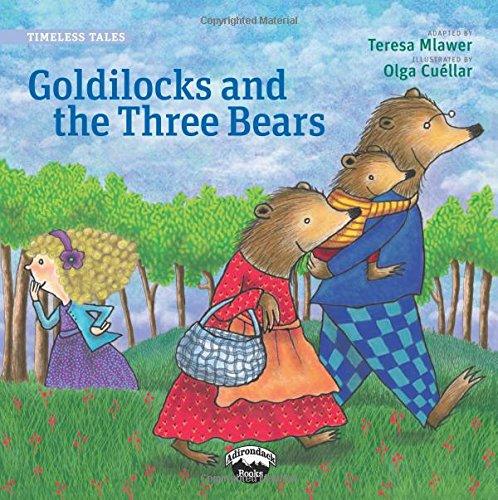 Download Goldilocks and the Three Bears (Timeless Tales) pdf