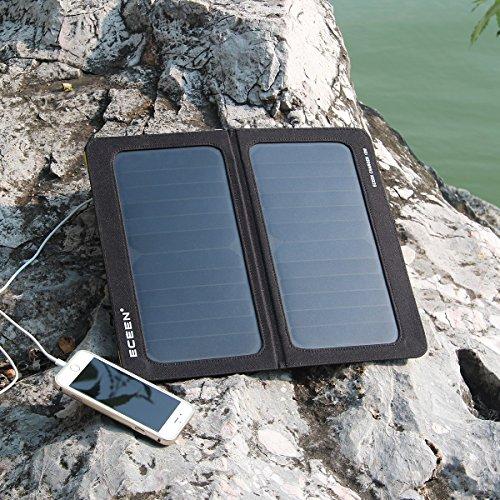 Eceen 174 13w Solar Charger Foldable Portable Solar Panel