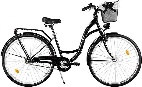 Milord. Cómoda Bicicleta de Ciudad, Bicicleta, 3 Velocidades ...