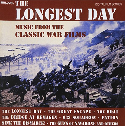 - The Longest Day: Music From The Classic War Films (Soundtrack Anthology)