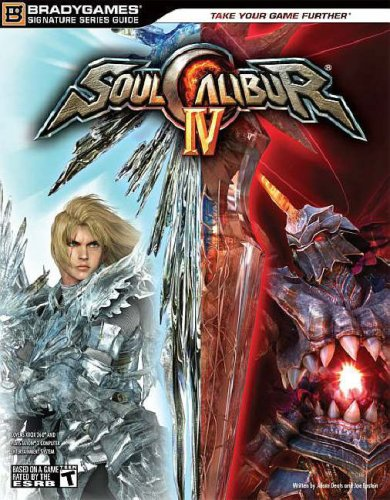 Price comparison product image SOULCALIBUR IV Signature Series Fighter's Guide (Bradygames Signature Guides)