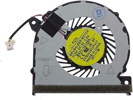 X-Comp CPU Ventilador refrigerador Fan BA31 – 00136 a para Samsung ...