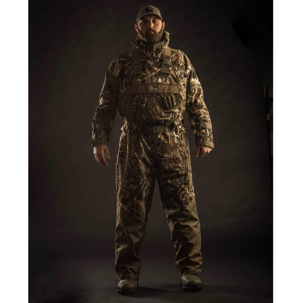 Banded Redzone 2.0 Breathable Uninsulated Waders Mossy Oak Bottomland