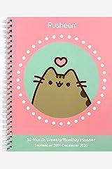 Pusheen 2019-2020 Weekly/Monthly Planner Calendar Calendar