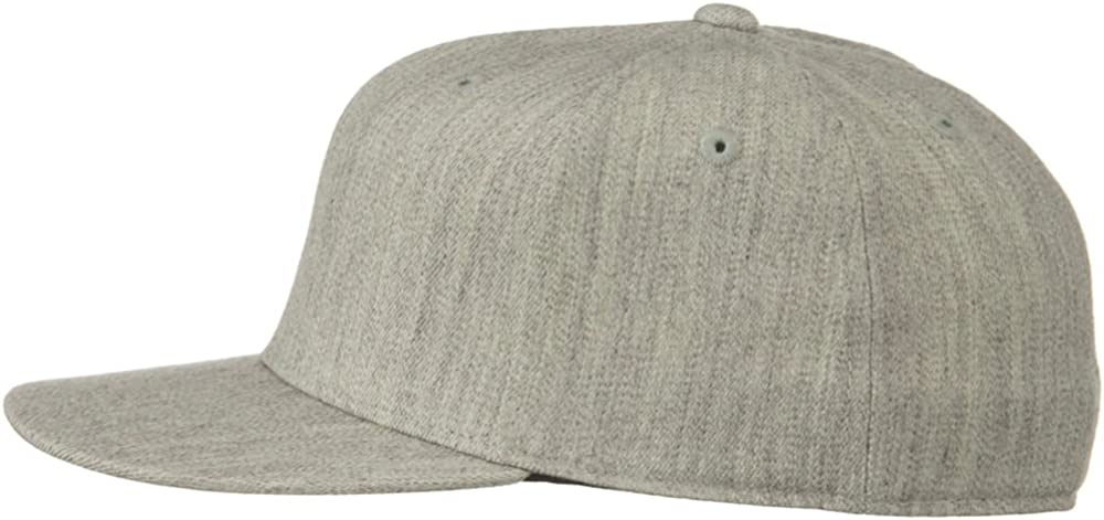 Heather Premium Fitted 210 Youth Cap