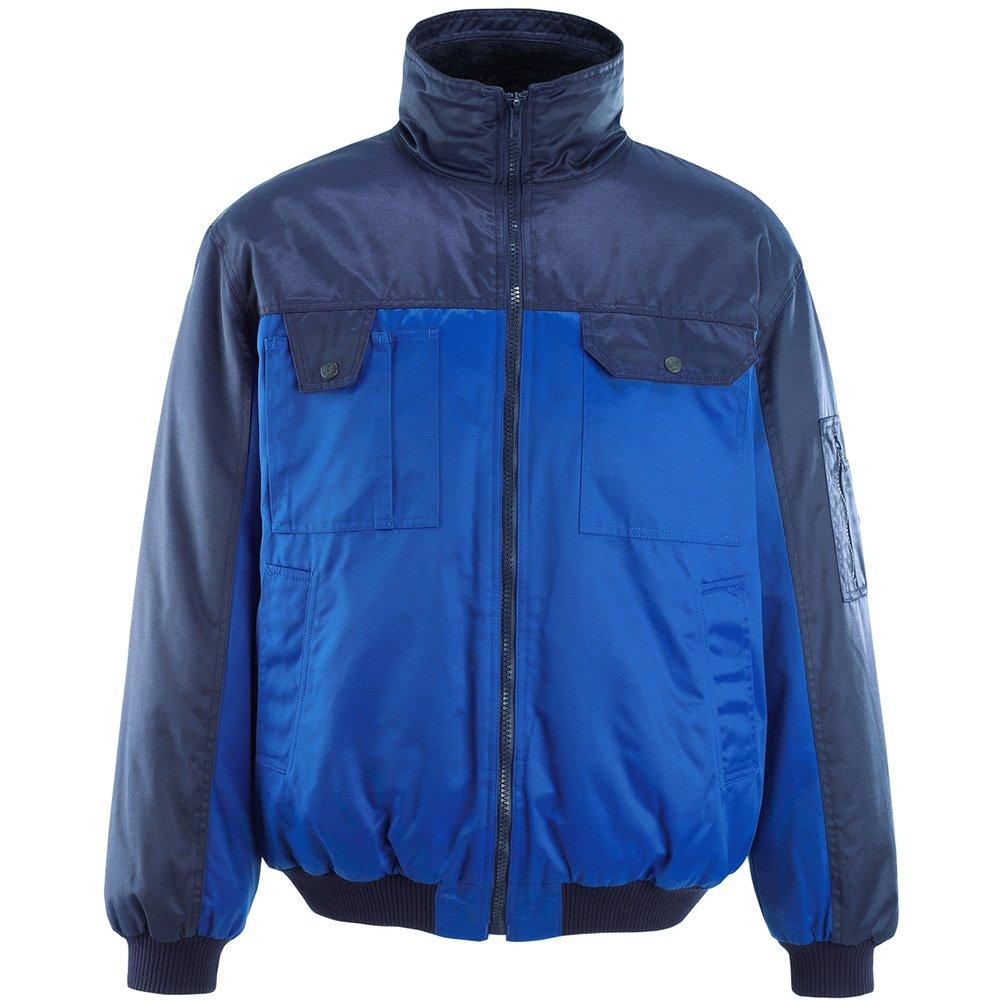 Mascot 00922-620-1101-XS''Bolzano'' Pilot Jacket, X-Small, Navy Blue