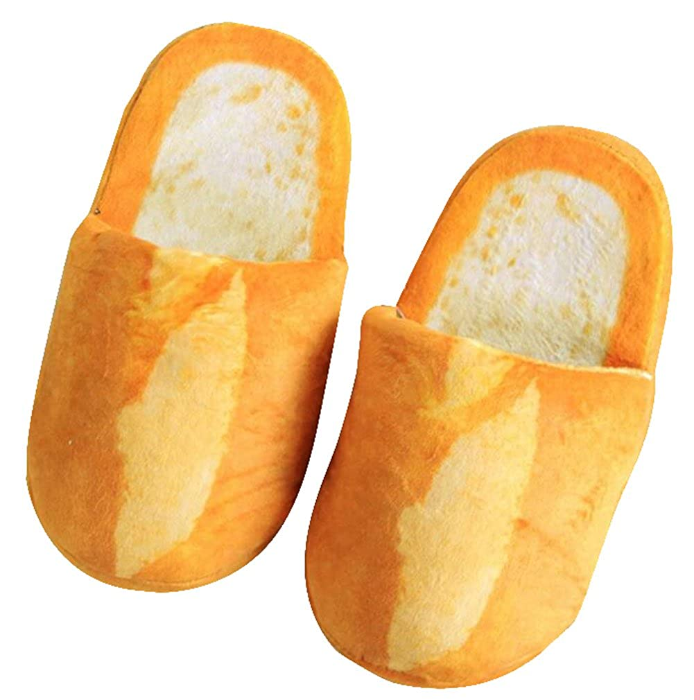 c1ddd9aba57 Amazon.com  October Elf Adult Autumn Winter Slippers Warm Home Shoes   Clothing
