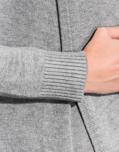 grigio Vincenzo Boretti Vincenzo 2 Boretti Cardigan x7XrY7q